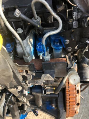 Spb.motorzap.ru Отправка Контрактного Двигателя Renault Duster 1.5 dCi (K9K 884) Склад Минск- Клиент Пермь стоимость 81000 р.