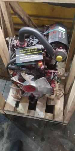 Spb.motorzap.ru Отправка Контрактного двигателя Экскаватор Yanmar.