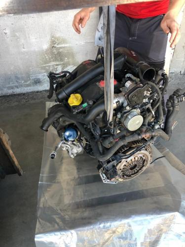 Spb.motorzap.ru Доставка Двигателя K9K 834 delphi Renault Megane