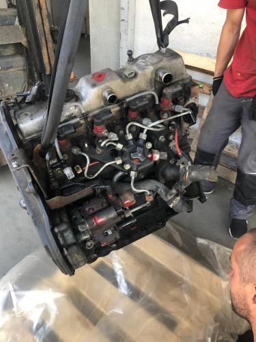 Spb.motorzap.ru Отправка  Ford Tourneo Connect 1.8 модель R3PA