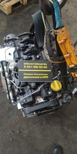Spb.motorzap.ru Доставка Двигателя Renault Trafic 1.9 , dci, f9q7654