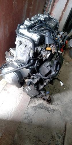 Spb.motorzap.ru Отправка контрактного Двигателя Yamaha FJR1300 P504E стоимость 80000 р. Клиент Псков