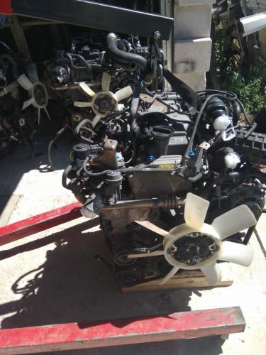 Spb.motorzap.ru Отправка  Двигателя Nissan Pathfinder 2.5 (YD25DDTI)