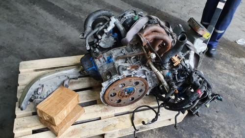 Spb.motorzap.ru Отправка Контрактного Двигателя 1azfse Toyota noah 2003 2.0