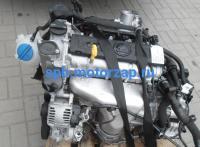 Новый двигатель 1.6 EA111 VW CFNA ,CFNB ,CLSA ,BTS Volkswagen Polo из Европы документы ГТД