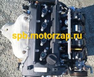 Контрактный Двигатель G4KE Kia Optima 2.4i из Кореи документы ГТД