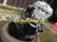Контрактный двигатель Suzuki GSX400 Inazuma K717 из Японии документы ГТД
