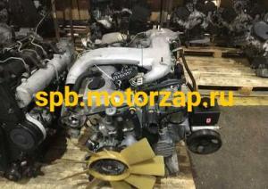 Контрактный Двигатель OM662, 662920 SsangYong Korando из Кореи документы ГТД пробег 83000 км
