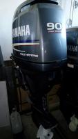 ЛОДОЧНЫЙ МОТОР YAMAHA F90 , НОГА L(508 ММ)