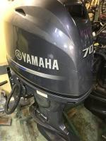 ЛОДОЧНЫЙ МОТОР YAMAHA F 70 НОГА L(508), 2017 Г