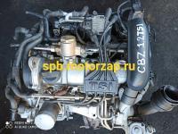 Контрактный двигатель CBZB Skoda Yeti из Японии документы ГТД