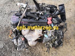 Контрактный Двигатель QG15DE Nissan Almera N16 из  Европы пробег 100000 км